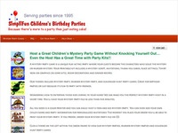 Mystery Party Games